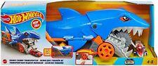 Hot Wheels Shark Chomp TRANSPORTER Playset