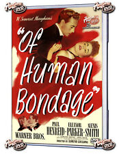 OF HUMAN BONDAGE 1946 DVD Paul Henreid, Eleanor Parker, Alexis Smith