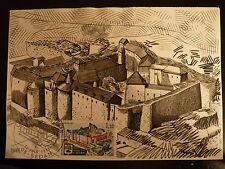 FRANCE PREMIER JOUR FDC YVERT 1686 CHATEAU DE SEDAN 1,10  F SEDAN  1971