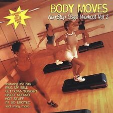 Various Artists, Body Moves: Non Stop Disco 2, Excellent