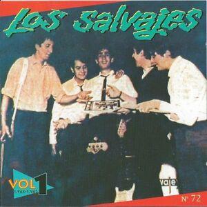 Los Salvajes – Los Salvajes Vol. 1  new cd + poster