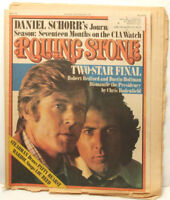 Robert Redford Dustin Hoffman Rolling Stone Magazine Issue 210 April 8 1976 RARE
