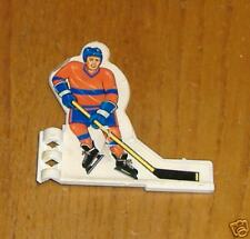 table top hockey  irwin 1980s player  red generic