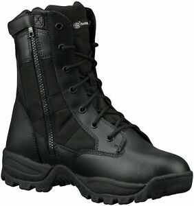 New Smith & Wesson Breach 2.0 Men's Tactical Waterproof Side-Zip Boots- Size 8.5