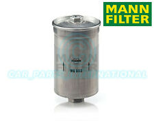 Mann Hummel OE Quality Replacement Fuel Filter WK 853