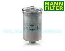 MANN HUMMEL OE Qualität Ersatzteil Kraftstofffilter WK 853