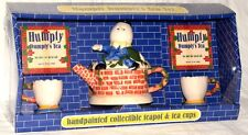 Humpty Dumpty's Tea Set In New Factory Sealed Box ~ Free Shipping Usa
