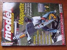 $$a1 Revue modele magazine N°629 Plan encarte Gee Bee R2  3D  Spitfire  Me 109