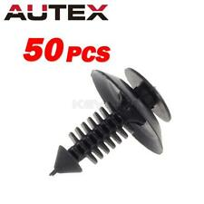 50x X-MAS TREE Door Trim Panel Retainer Fastener Clip for Ford Mustang