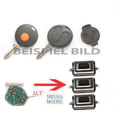 Microtaster Mikrotaster Fernbedienung Schlüssel Mikroschalter Taster für Smart