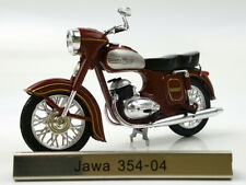 1/24 Atlas Jawa 354-04 Motorcycle Model