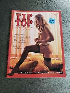 1974 Tip Top V13 #3 Vintage Stockings Legs Pinup Magazine