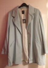 BRAND NEW Size 20 Atmosphere Primark Pale Blue Duster Jacket