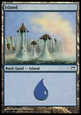 MTG 1x ISLAND / INSEL - Champions of Kamigawa *Nr. 292 DEUTSCH GERMAN FOIL NM*