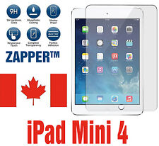 Tempered Glass Screen Protector for Apple iPad Mini 4 - (Full Retail Packaging)