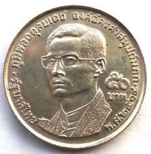 Thailand 1971 Buddhist Fellowship 50 Baht Silver Coin