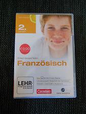 CD Rom Französisch 2 Cornelsen Realschule Gymnasium IBSN 978-3-589-00444-7