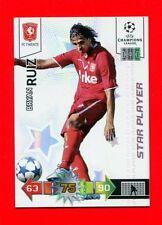 CHAMPIONS LEAGUE 2010-11 Panini 2011 -Card Star Player- RUIZ - TWENTE