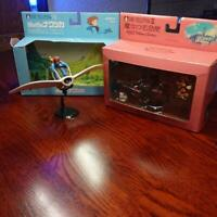 Ghibli Figure Nausicaa Kiki's Delivery Service Set Rare