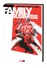 Amazing Spider-Man Family Business OGN Hard Cover Marvel Comics