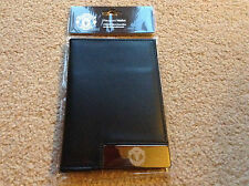 Man United Leather Passport Wallet - Passport Holder - Ideal Gift for a Reds fan