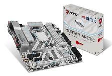 MSI Gaming Intel B250 LGA 1151 DDR4 HDMI micro-ATX  (B250M MORTAR ARCTIC)