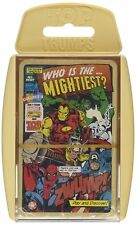 Top Trumps - Retro Marvel Comics - Who Is The Mightiest?