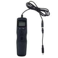 Timer Remote for Nikon D5100 D7000 D3200 D7100 D7200 D5200 D5300 D7500 Camera US