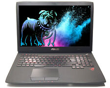 "ASUS ROG G751JY-T7058H 17.3"" Notebook FHD i7-4710HQ 16GB 2TB 256GB SSD GTX 980M"