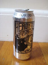Heady Topper IPA beer CAN empty The Alchemist Waterbury VT vermont brewery 16 oz