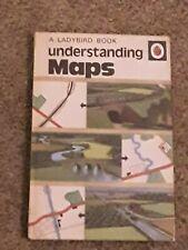 VINTAGE LADYBIRD BOOK  UNDERSTANDING MAPS  671