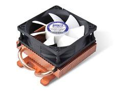 PcCooler K80 Copper VGA Cooler 2 HP 80mm Cooling Fan & Heatsink 43mm 53mm 55mm
