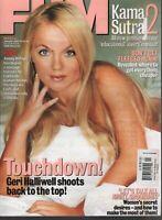 FHM UK Magazine January 2000 Graham Norton Geri Halliwell  112219AME3