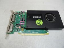 PNY nVidia Quadro K2000D VCQK2000D-T 2GB GDDR5 PCI-e Graphics Card