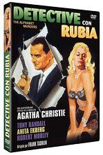 Die Morde des Herrn ABC The Alphabet Murders  DVD ENGLISCH Anita Ekberg