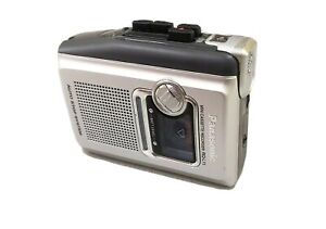 Panasonic Mini Cassette Recorder RQ L11 BRAND NEW