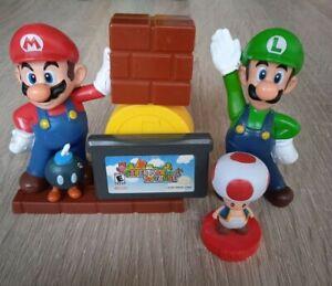 *** Super Mario Advance für Nintendo Gameboy Advance * GBA * Retro Gaming ***