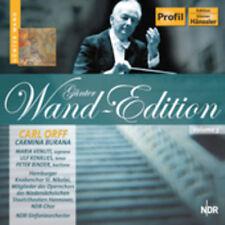 Günter Wand - Wand-Edition: Carmina Burana [New CD]