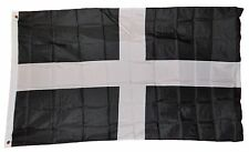 3x5 Cornwall UK British Britain United Kingdom Flag 3'x5' Banner Brass Grommets