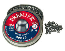 CROSMAN PREMIER DOMED 4.5 mm cal. .177 500 pcs. Air rifle pellet Airgun pellets