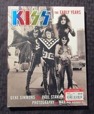 2002 KISS The Early Years VF 8.0 SC Gene Simmons Paul Stanley 1st Three Rivers