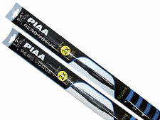 "Piaa Aero Vogue Windshield Wiper w/ Silicone Blades (24""/17"" Set) Made in Japan"