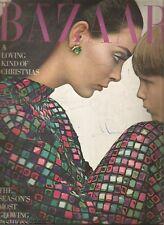 Harper's Bazaar December 1966
