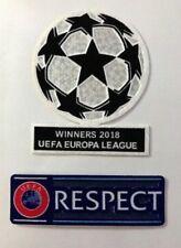 079ef8152 Champion League Europa league winner 2018 Respect Patch Badge Atletico  Madrid