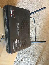 Verizon D-Link Wireless ADSL+ Router DSL-2750B
