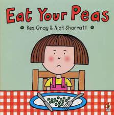 Eat Your Peas (Daisy Books), New, Gray, Kes Book