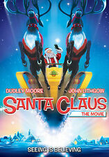 Santa Claus - The Movie John Lithgow, Dudley Moore, Burgess Meredith Dvd