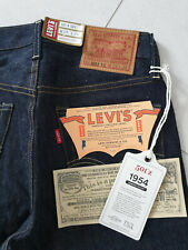 NWT LVC Levi's Vintage Clothing 1954 501 W28L34 Big E Selvedge Made in USA