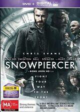 Snowpiercer (DVD Movie) Region: 4