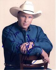 GARTH BROOKS Autographed Signed Photograph - To John